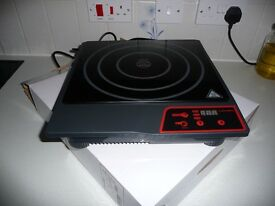 Portable Semi-Commercial Induction Cooker