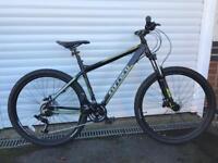 Carrera Vulcan Mountain Bike, brand new, never ridden