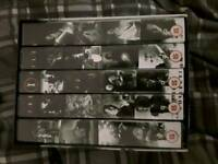 The X Files Limited Edition Box Set VHS