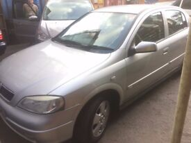 Vauxhall Astra 2004 1.6