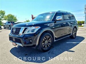 2017 Nissan Armada Platinum  FREE Delivery