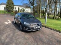 2013 Vauxhall Astra Elite (Top Spec)