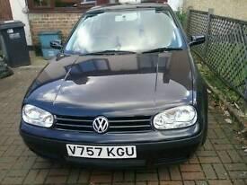 Volkswagen Golf 1999 1.6 5 door