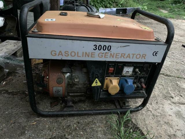Honda powered 3KV generator | in Thetford, Norfolk | Gumtree