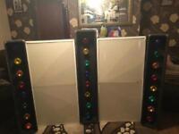 Disco Light Boxes