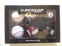 Golf balls Unused