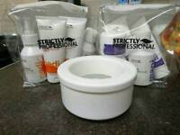 Manicure and pedicure kits