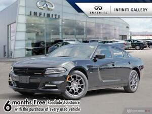 2018 DODGE CHARGER GT,AWD,**$175 B/W**LOAED! APPLE CAR PLAY