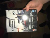 Fast and furious 1-6 DVD Boxset
