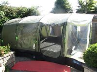 Tent 6 person KAMPA HAYLING 6