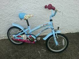 "Girls bike ( Apollo Cherry Lane 16"" inch alloy wheels)"