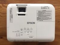 EPSON video projector / used, like new