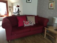 Two Marks & Spencer Large 2 seater sofas