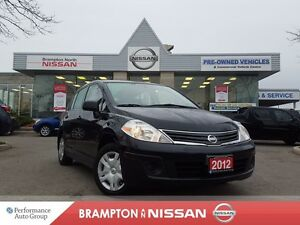 2012 Nissan Versa 1.8 S *Power Package, Cruise Control*