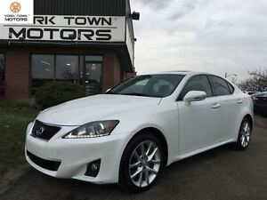 2012 Lexus IS 250 PREM PKG | LED LIGHT | LEATHER | SUN ROOF |