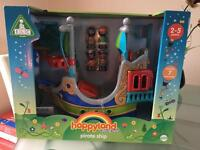 ELC happyland Pirate Ship NEW IN BOX