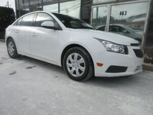 2012 Chevrolet Cruze LT TURBO AUTO
