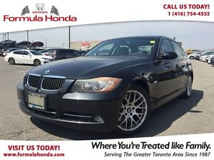 2007 BMW 3 Series 335i | POWERFUL 300HP | MANUAL | LOW KM! - FOR