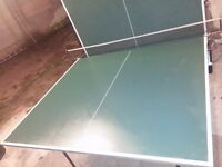 Ful size butterfly table tennis table
