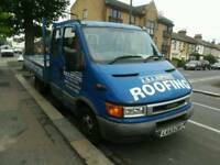 2004 Iveco crew cab pick-up taxed and MOT'd