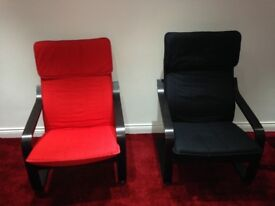 Awesome chair/chairs for relaxing in. Perfect for reading, watching TV or chilling out. Super comfy!