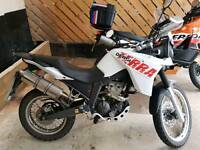65 plate Derbi Terra Adventure - fantastic, grown up 'little' bike - £1800 ono
