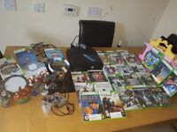 Xbox 360 with 27games
