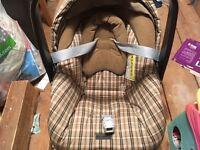 Mamas and papas baby car seat
