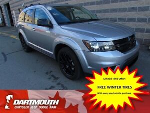 2015 Dodge Journey SXT/BLACK OPS/BIG SCREEN/5PASS