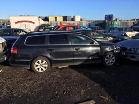 VW PASSAT 2.0 TDI ESTATE CAR BREAKING FOR PARTS ....