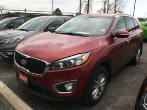 2017 Kia Sorento LX**BLUETOOTH**HEATED SEATS**ALLOY WHEELS**