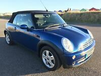 Mini One convertible 1.6