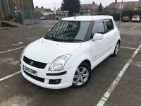 2010 (10) Suzuki Swift 1.5 SZ4 Hatchback 5dr Petrol Automatic 6 Months Warranty Included