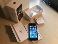 iPhone 5s 16GB Space Grey O2