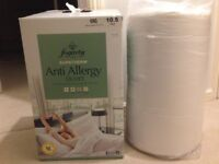 Fogarty Supertherm anti allergy duvet 10.5 tog - Made in England
