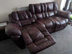 Lazy Boy electric Sofa