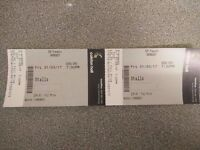 Two Tickets for Gradaddy in the stalls - Colston Hall Friday 31st March