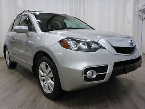 2011 Acura RDX Leather Memory Driver's Seat Sunroof