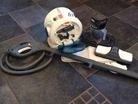Vax Steam Cleaner. Kitchen & Bathroom. 6 Mini Attachments, Floor Brush & Mop