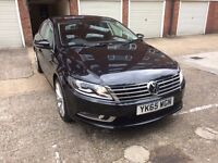 2015 Volkswagen CC 2.0 TDI BlueMotion Tech GT 190, DSG 4dr (start/stop)