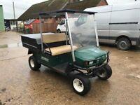 EZGO ST350 Workhorse golf buggy derived vehicle