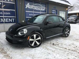 2012 Volkswagen Beetle Premiere + Cuir + Toit pano + Navi