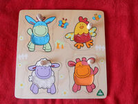 Various Baby puzzles for sale (5 in total)