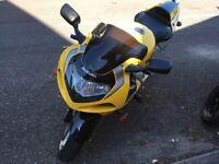 Good example of a Suzuki gsx-r750