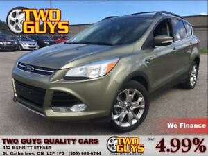2013 Ford Escape SEL LEATHER NAVIGATION MOON ROOF