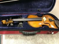 Stenor Violin 4/4 with Case