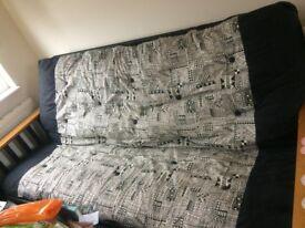 futon soffa be double
