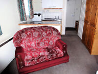 A first floor studio flat, situated in a central area of Stockton