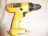 Dewalt DW 928 14.4V Battery dril