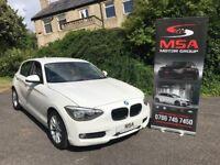 2013 63 BMW 1 SERIES 116D FBMWSH £0 TAX FREE 2 YEARS WARRANTY diesel E/D 2.0 120d m sport a3 s line
